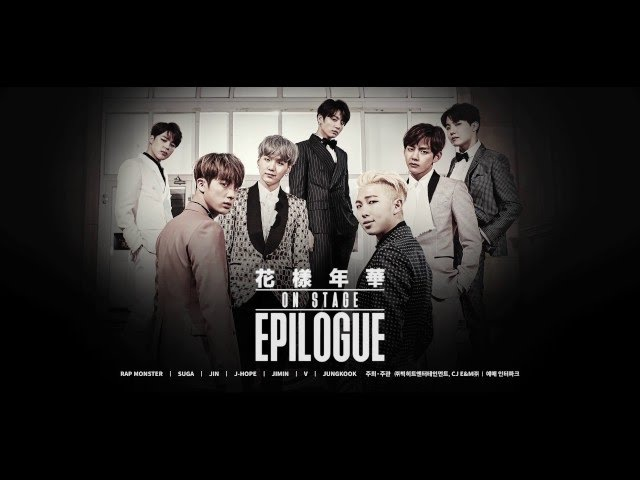 2016 BTS LIVE '화양연화 on stage : epilogue' Concert Teaser