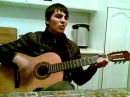 кавказец на гитаре душевно