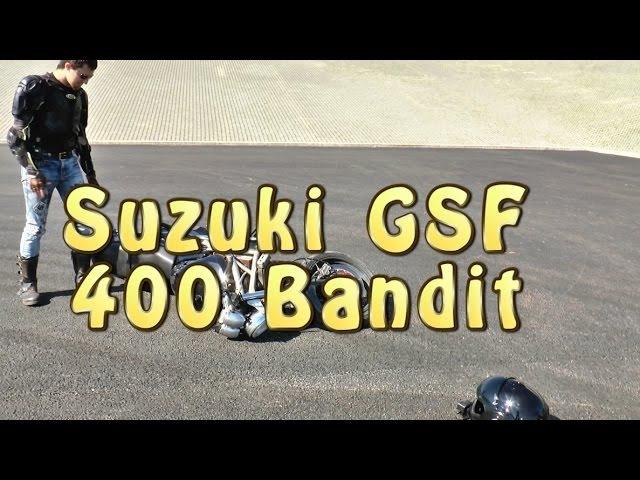 Тест драйв Suzuki GSF 400 Bandit Один за всех