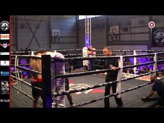 RAW DIAMONDS VIII - Kevin Rodrigues vs Mounir Azoubai 09-05-2015