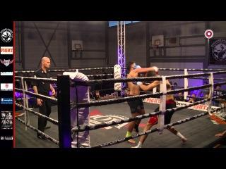 RAW DIAMONDS VIII - Mounir Azoubai vs Jerry van Kats 09-05-2015