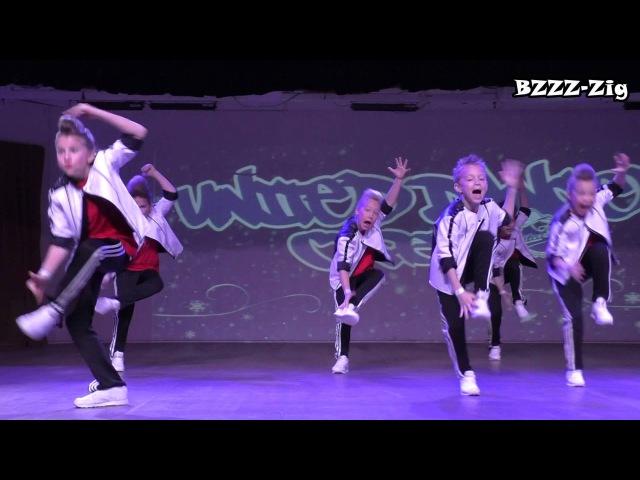 UNITED DANCE OPEN 2015. Хип хоп. Команда BZZZ-Zig