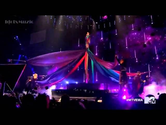 Katy Perry -Unconditionally | MTV EMAs 2013