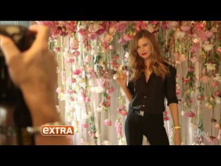 behati prinsloo juicy couture fragrance & Extra (intro)