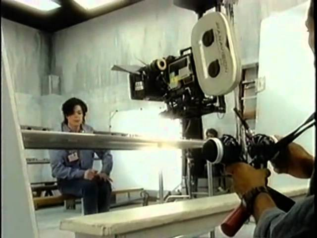 Michael Jackson Making of They Don't Care About Us