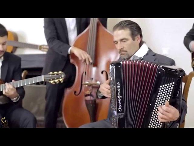 Topsy - Quartet swing et jazz manouche avec accordéon