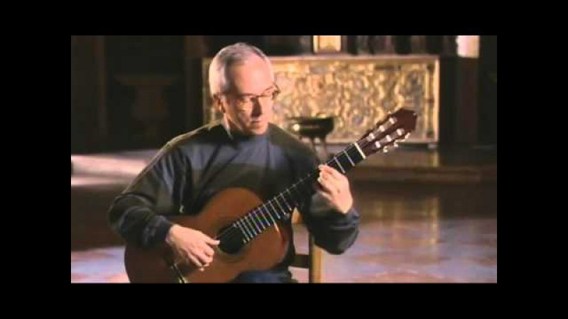 John Williams J S Bach Prelude from Lute Suite No 4 in E Major