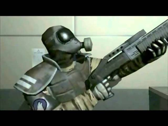F.E.A.R. -- Silly Spoof PANICS by Rooster Teeth, Part 2 [RUS]