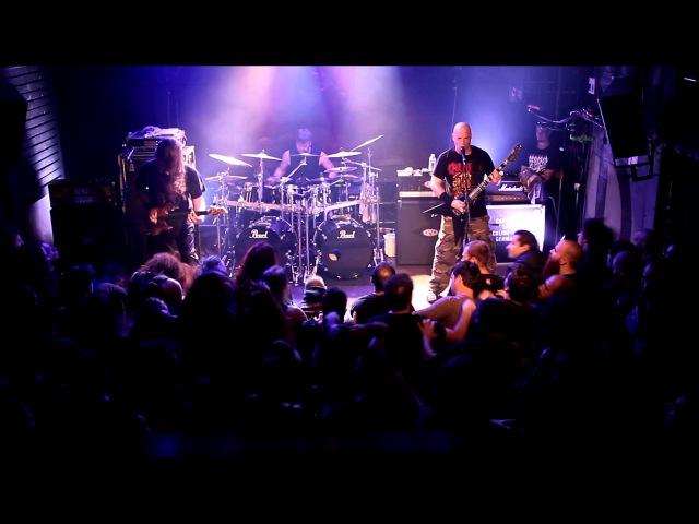 DYING FETUS Live in Toulouse Full HQ Set LIVE @La Dynamo
