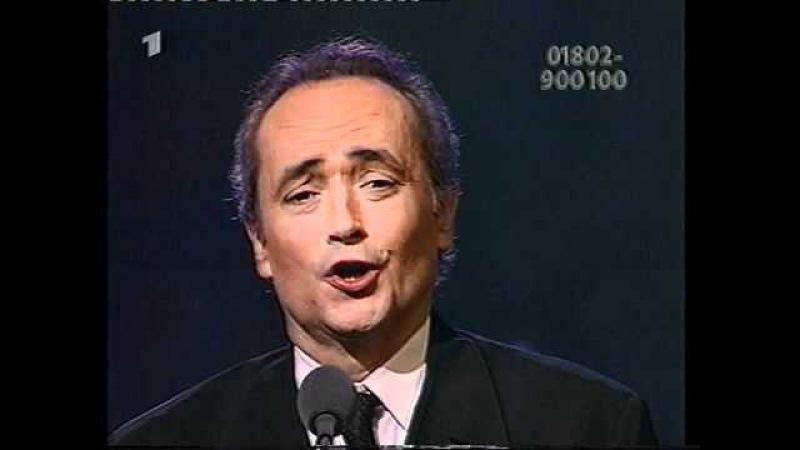 José Carreras Gala 1998 Serenata Toselli André Rieu Josep Carreras