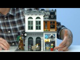 LEGO® Creator - Brick Bank (10251) Designer Video