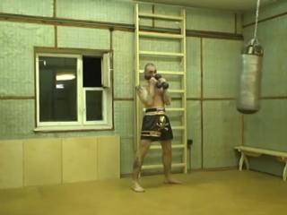 нокаутирующий удар комплекс упражнений для развития скорости и силы ударов руками
