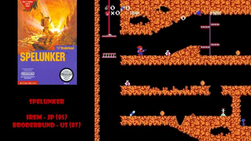 All NES Games⁄Все Игры на Денди - 5. Mach Rider, Karateka и некоторые другие интересные игры