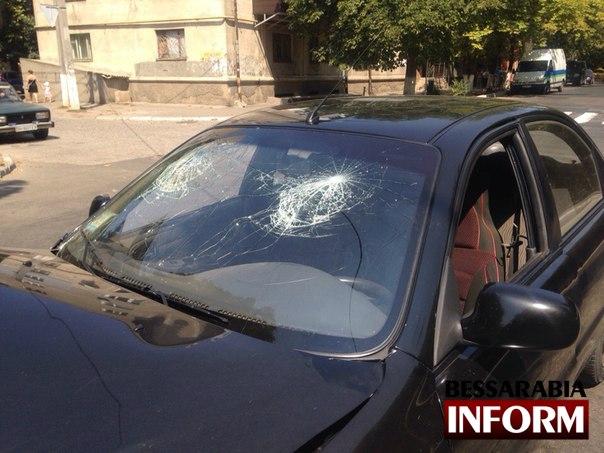 OH27r42KxKc В Измаиле произошло серьезное ДТП: есть пострадавшие