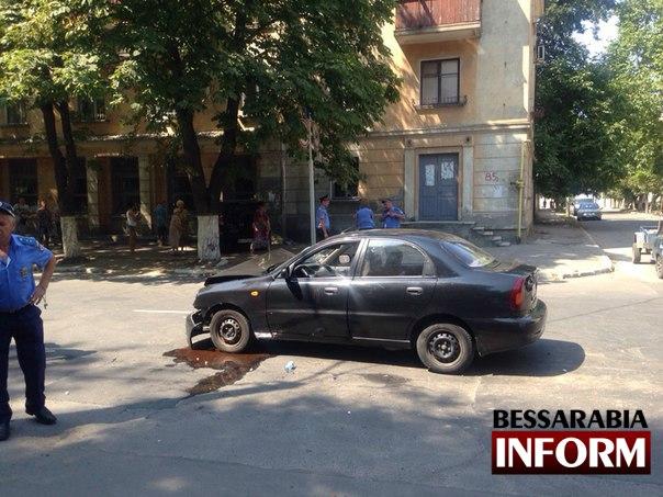 hb3RxDEX1Zg В Измаиле произошло серьезное ДТП: есть пострадавшие
