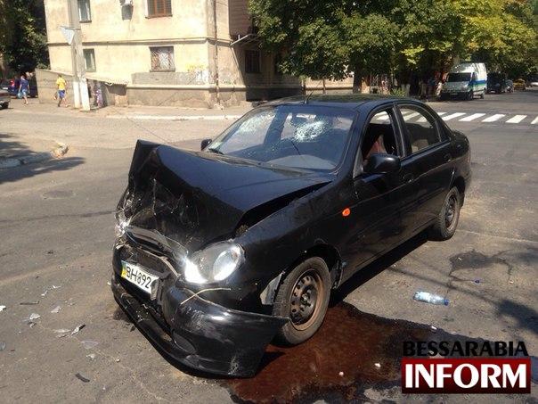 MEqqMxrobWg В Измаиле произошло серьезное ДТП: есть пострадавшие