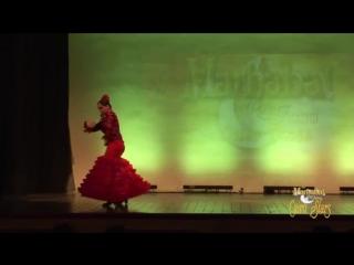 Francesca Coppetelli Flamenco @ Marhaba Cairo Stars, sprin 2014