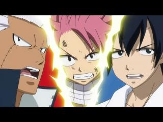 Fairy Tail /Хвост Феи 24 серия 1 сезон Ancord HDTV