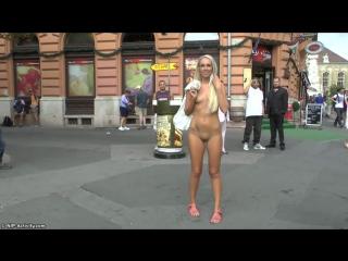 Jenny M Nude in Public 4