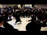 Современные хасидские танцы