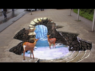 Best of 3D Street Art Illusion - Episode 2 - HD