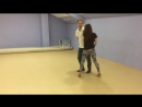 Бачата. Урок 1.03.16  Bachata  S'танция
