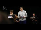 Светлана Шаврова, «Первая читка», пьеса