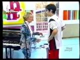 2004.11.22-7-1 Урок вокала с Изабель. Cours de chant.