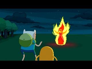 Время приключений - 4 Сезон, 1 и 2 Серия - HD 720 (Adventure Time)