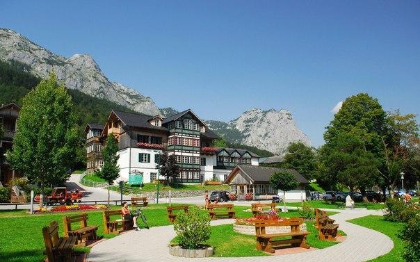 Австрия, Штирия — одна из самых экологичных стран в мире