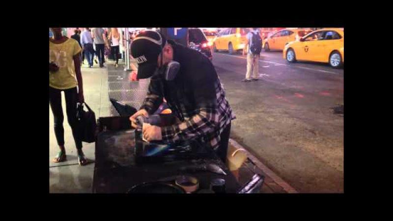 Впервые в центре Нью-Йорка! Манхэттен, Таймс Сквер, Бродвей, Статуя Свободы, Уолл ...