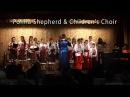 Полина Шеперд и Детский Хор Гармония с песней Спокойной ночи Kharkov Klezmer Teg 2013