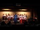 Полина Шеперд и Детский Хор Гармония с песней Игра Ветерка Kharkov Klezmer Teg 2013