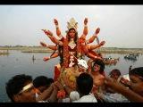 80 чудес света Фестиваль Дурга Пуджа в Индии Непобедимая богиня Дурга Понравилось видео Ставьте ゚メル,