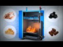 Принцип работы твердотопливного пиролизного  котла длительного горения «Траян»