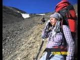 пеший поход по горам Киргизии (Зап.Тянь-Шань) август 2015