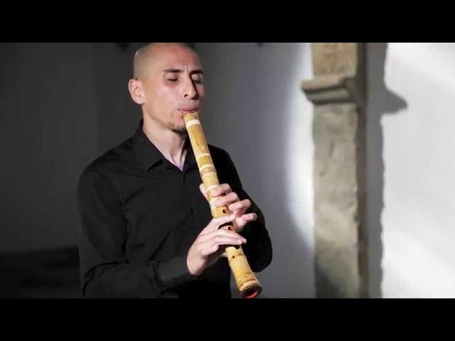 尺八SHAKUHACHI flute - Rodrigo Rodriguez - contemporary Japanese music