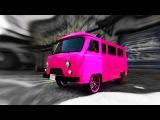 GTA 5 моды - УАЗ Буханка на Бездорожье