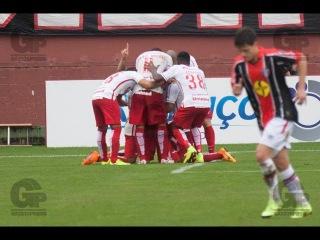 Gols de Joinville 0 x 2 Internacional - Brasileirão 2015 - 12/07/2015 |HD|