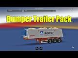 ETS2 Dumper Trailer Pack