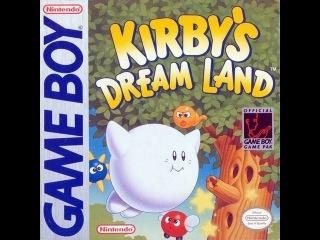 Kirby's Dream Land [GB] - Playthrough