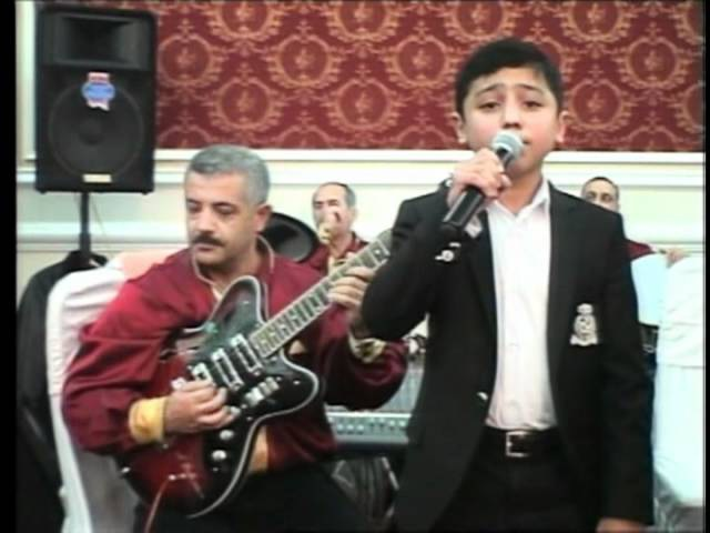 Balaca xanende Ehmedli Eziz, Ilkin Ehmedov Shahnaz MUGAM-i , Qarabag Sikestesi -AZERI TURK-TOY-u