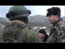Вооруженные люди без опознавательных знаков блокировали бригаду береговой охр