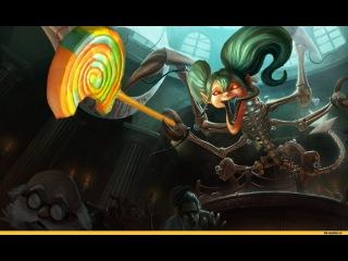 League of Legends Random Moments Poppy #10