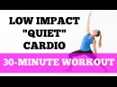 Fat Burning Cardio Low Impact Quiet Barefoot Full 30 Minute Workout Cardio Mat Fusion 2