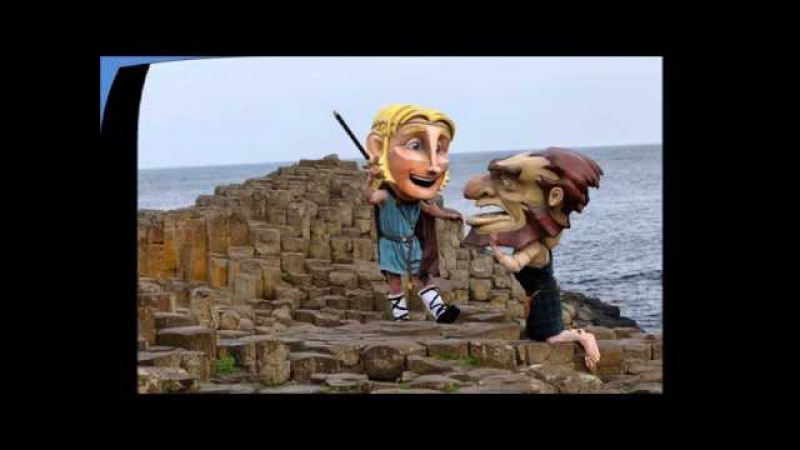 Finn McCool and the Giants Causeway