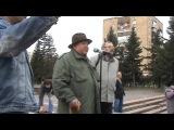 Михаил Успенский. Последнее публичное выступление писателя на