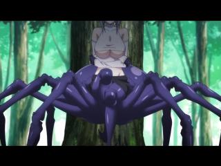 Monster Musume no Iru Nichijou / Повседневная жизнь с девушками монстрами - 10 серия Озвучка: (AniDub)