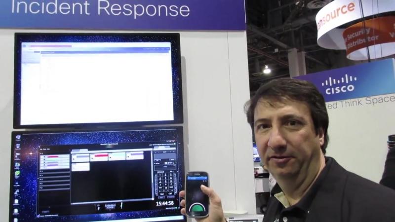 Дэн О Малли дает краткий обзор решений Cisco сек IoT для совместимости и сотрудничества