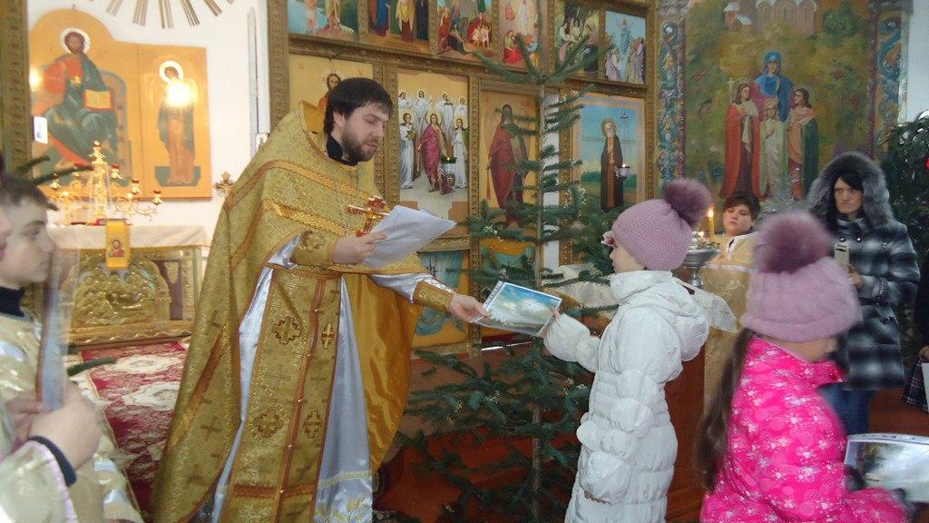 В станице Исправная поздравили победителей и призеров Приходского этапа Всероссийской олимпиады по основам православной культуры